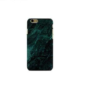 Iphone 5/5S/SE  - HardCase - Marmor - Grön