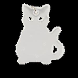 Sittande katt