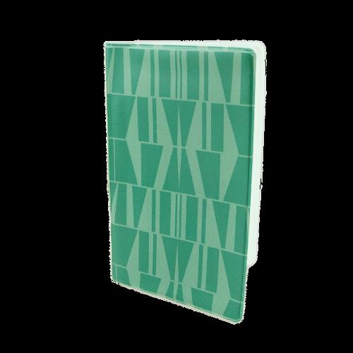 Grafisk Triangel grön