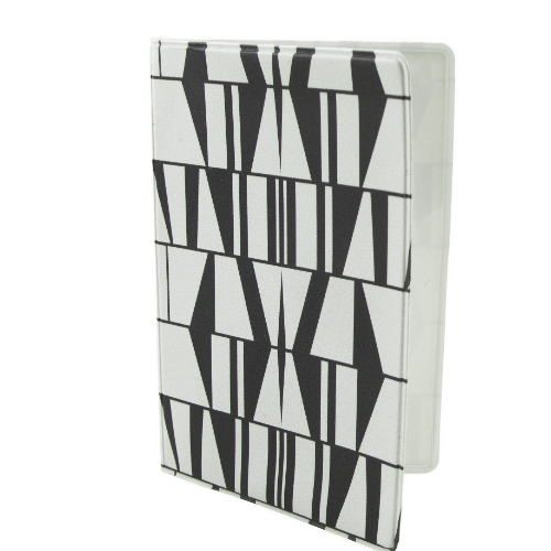 Grafisk Triangel grå