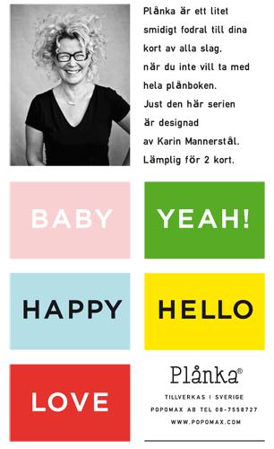 Yeah! / Karin Mannerstål