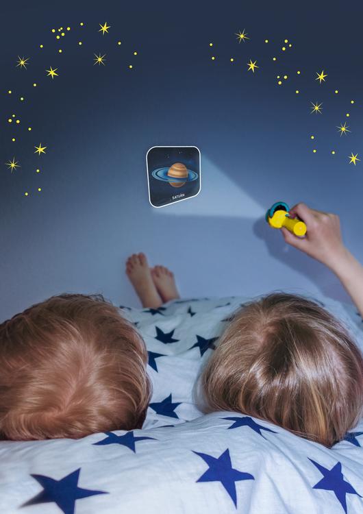 Projektor Stjärnor och planeter