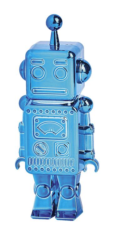Penna Robot blå