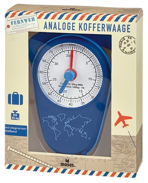 Bagagevåg analog