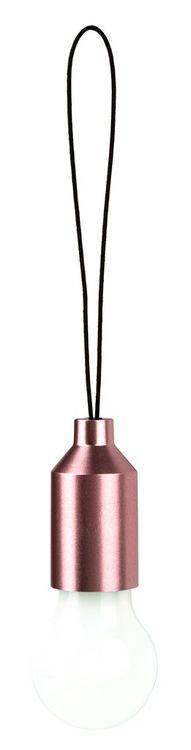 Miniglödlampa rosa