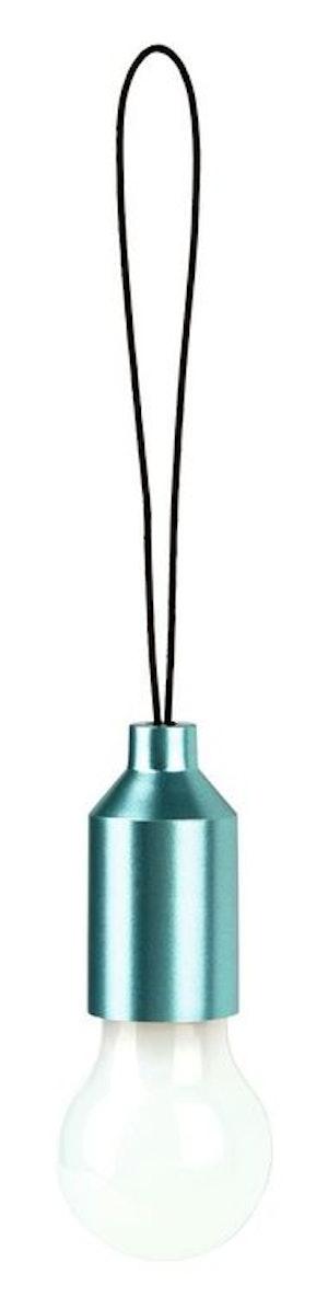 Miniglödlampa blå