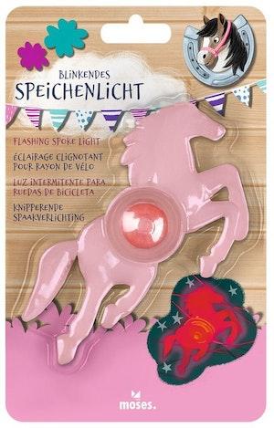 Ekerlampa Häst