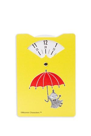 P-skiva Lilla My med paraply