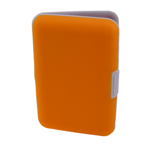 Kortfodral XL orange