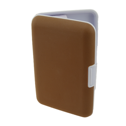 Kortfodral XL brun