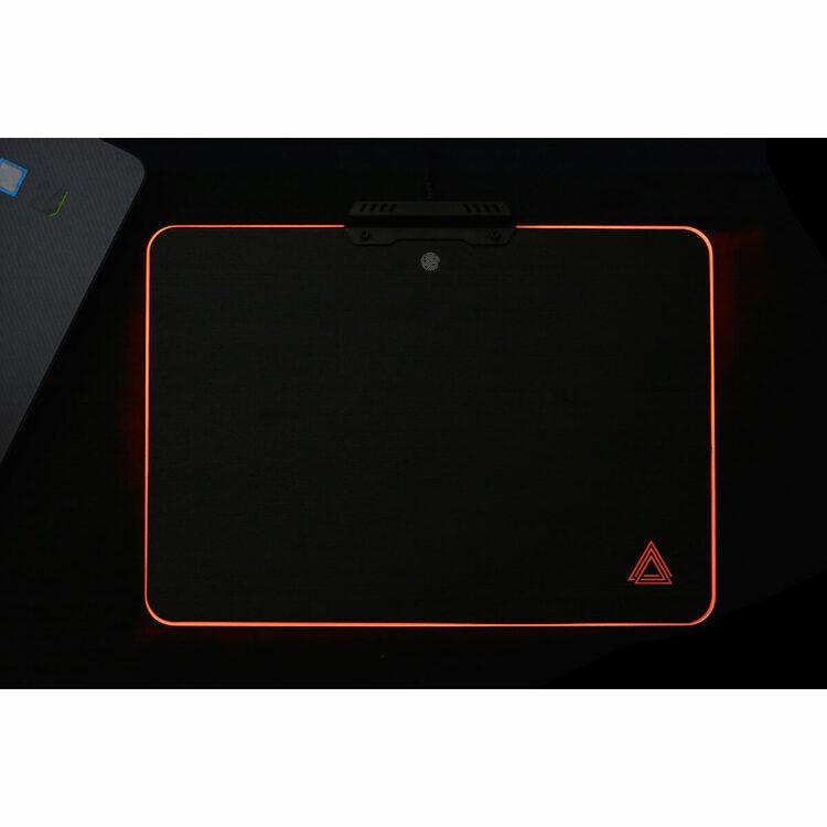 Musematte - Kablet LED-Belysning hard overflate