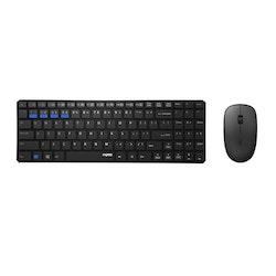 Keyboard/Mus Sett 9000M Multi-Mode (Trådløst)