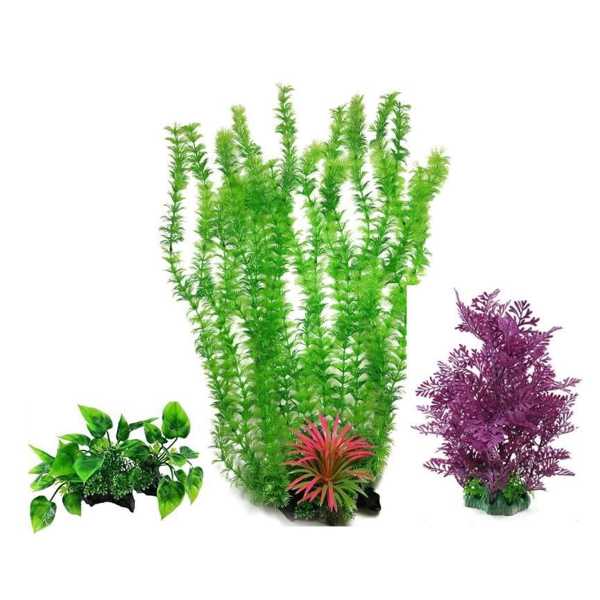 Plastväxter - Zooimport