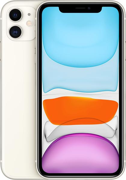 Apple iPhone 11 128GB Vit
