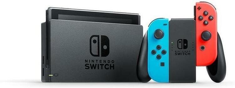 Nintendo Switch Röd/Blå
