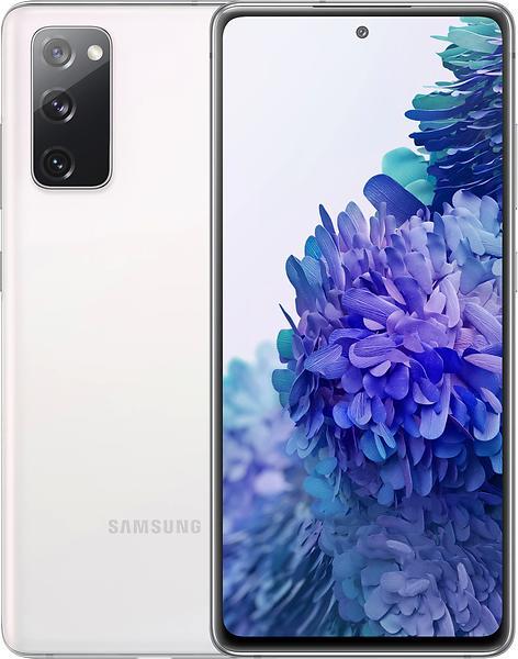Samsung Galaxy S20 FE 5G SM-G781B/DS (6GB RAM) White 128GB