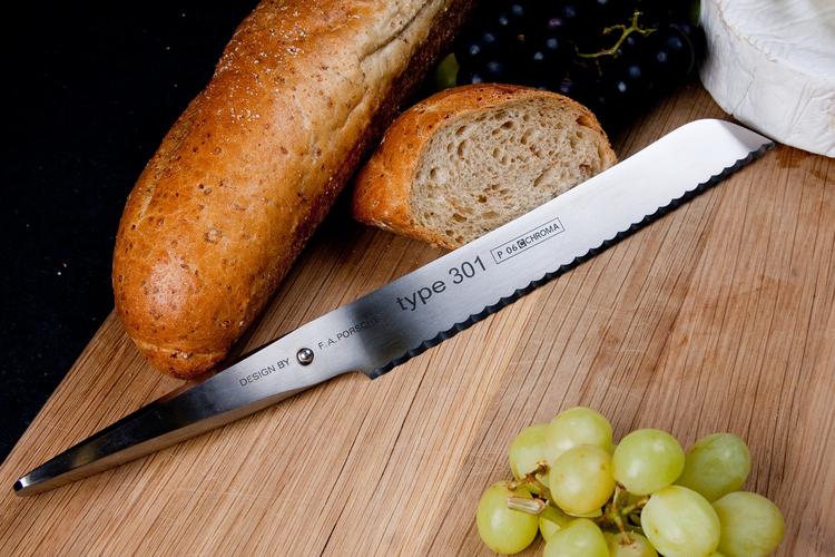 Chroma type 301 Brödkniv 21 cm