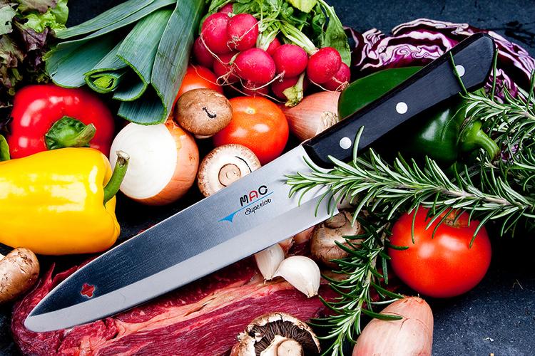 MAC Superior Kockkniv 20 cm