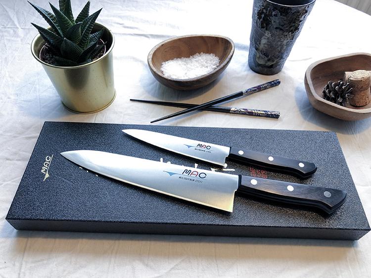 Mac Chef Knivset 2 knivar