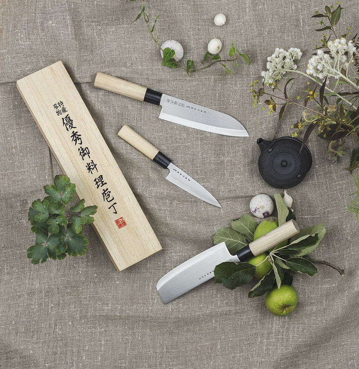 Satake Houcho Santoku 17 cm
