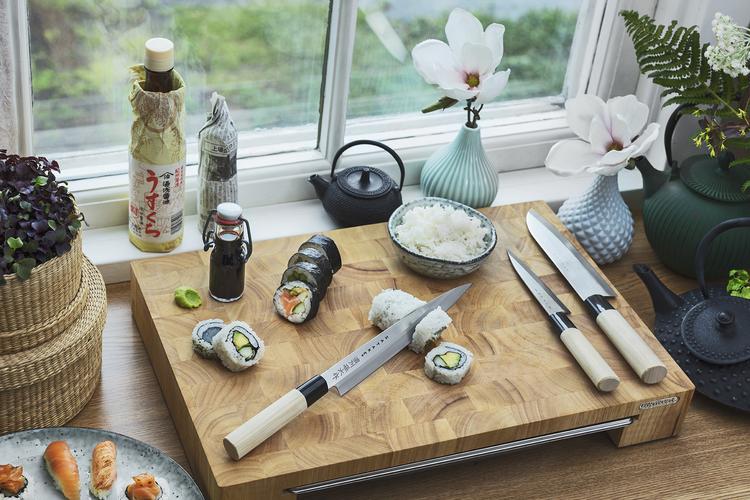 Satake Houcho Sashimi 21 cm