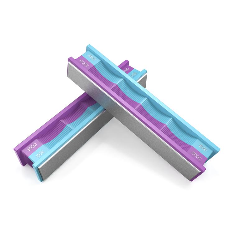 Wicked Edge Diamantstenar 800/1000 grit (2-pack)
