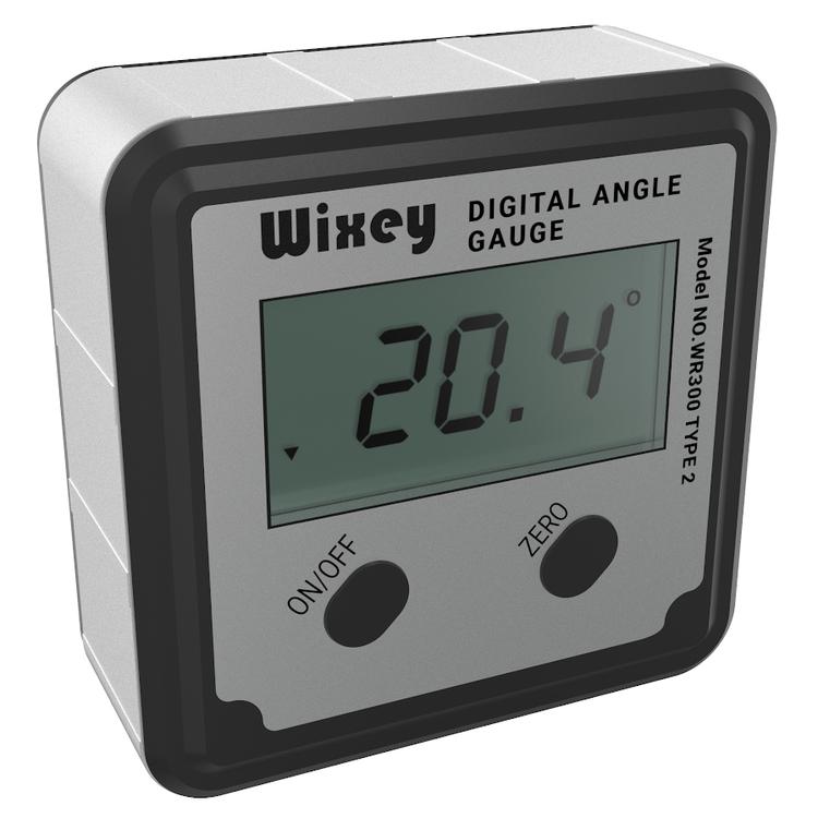 Wixey Digital vinkelmätare