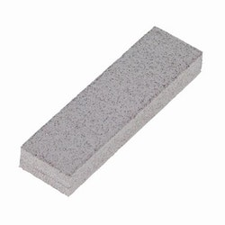 Rengöringsblock till keramisk slipstav