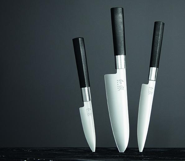 KAI Shun Wasabi Black Petty Grönsakskniv