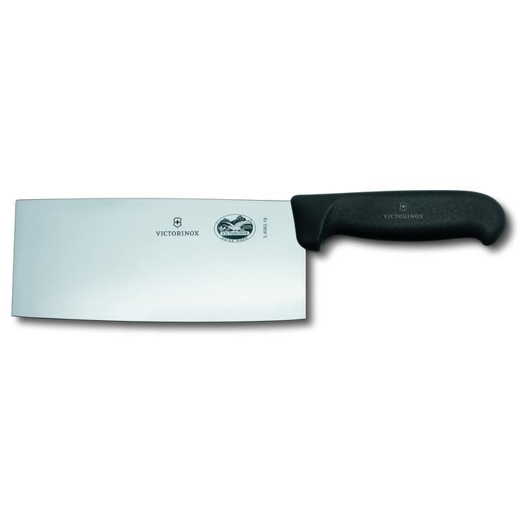 Victorinox Fibrox Kinesisk Kockkniv 18 cm