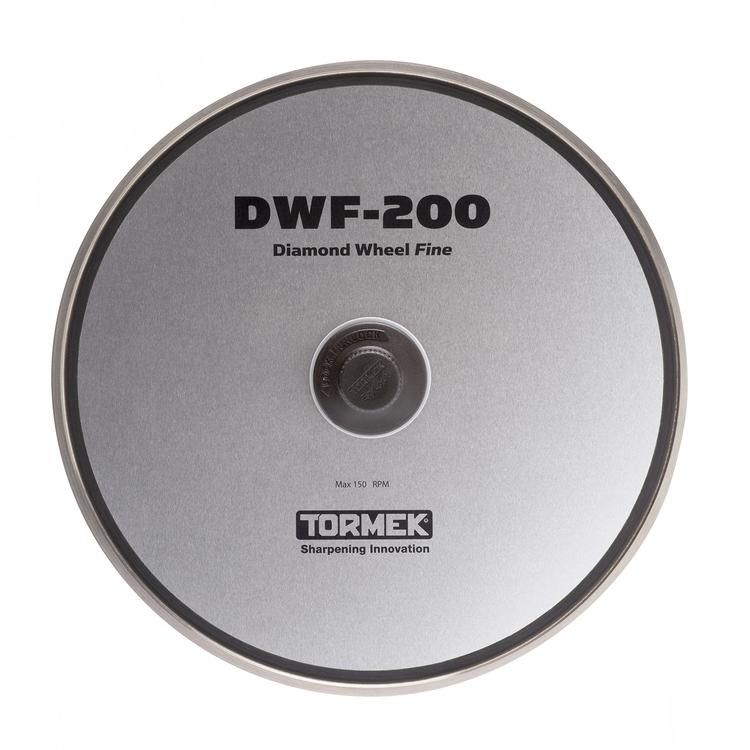 Tormek DWF-200 Diamantskiva Fin till T-2
