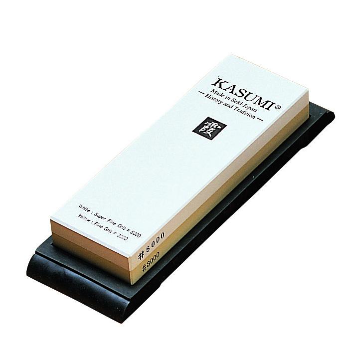 Kasumi Slipsten Kombination 3000/8000 grit