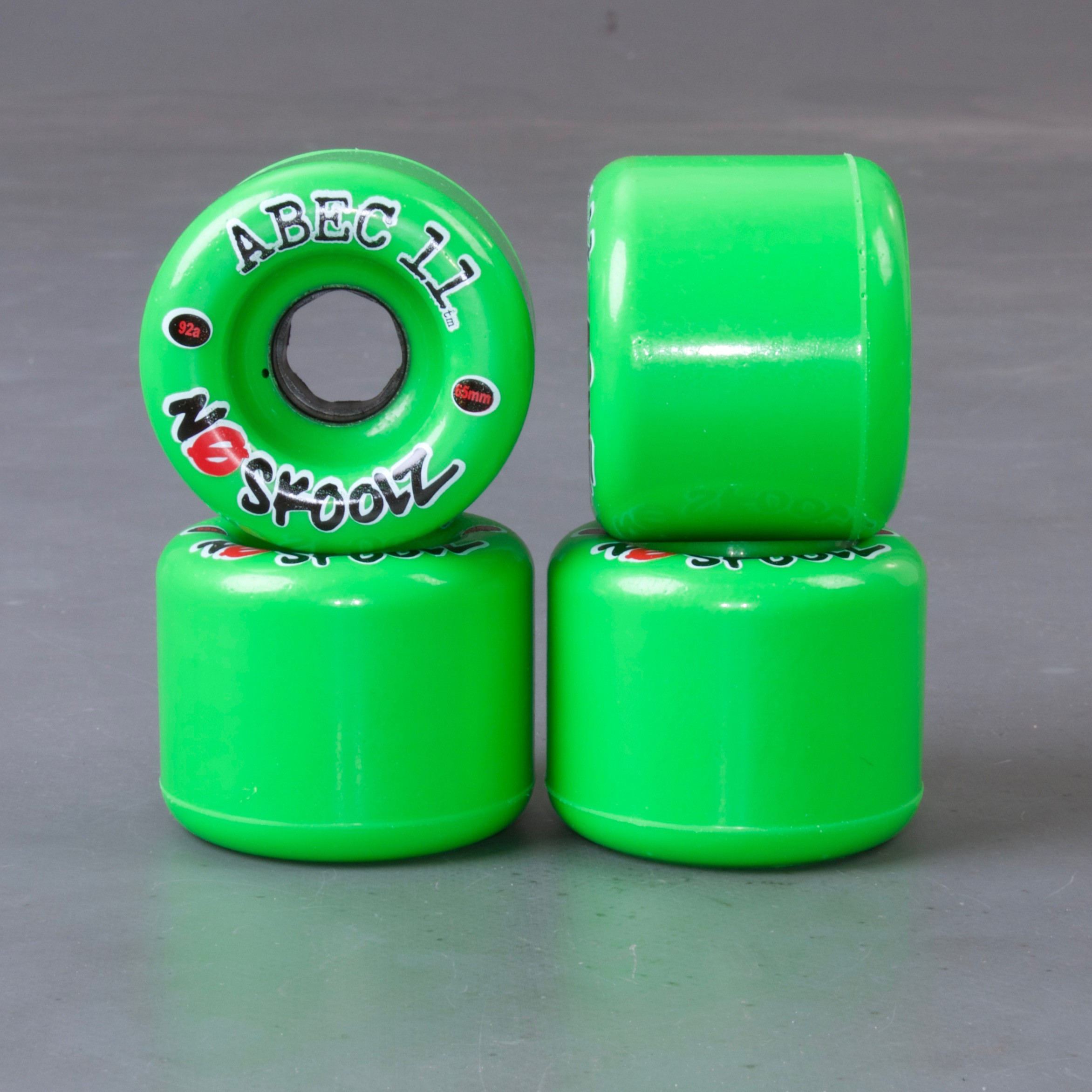 Abec 11 No Skoolz 65mm 92a
