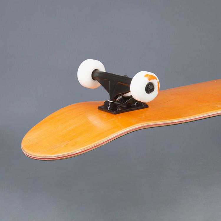"MrBoard Komplett Skateboard ORG 7.75"""