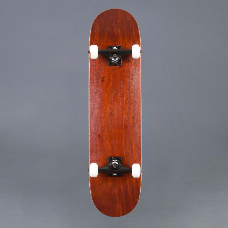 """MrBoard Komplett Skateboard Maroon 7.75"""""""