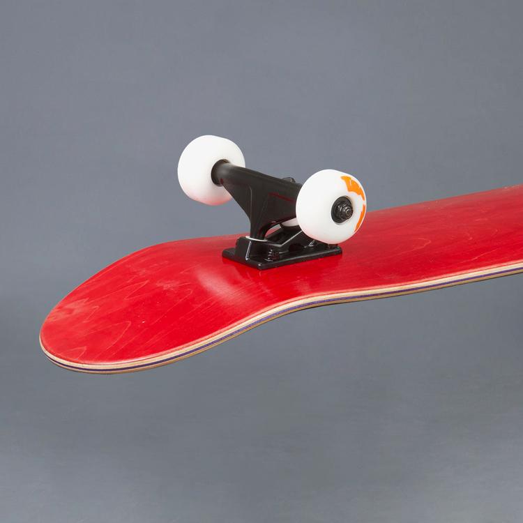 """MrBoard Skateboard Komplett Red 7.75"""""""