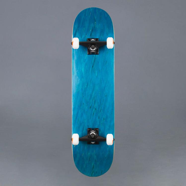 """MrBoard Skateboard Komplett Teal 8.125"""""""