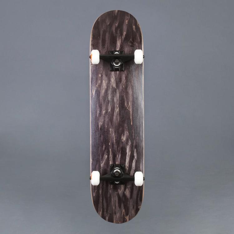 """MrBoard Skateboard Komplett BLK 8.0"""""""