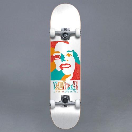 """Blind Psychedelic Girl FP Premium 7.75"""" Komplett Skateboard"""