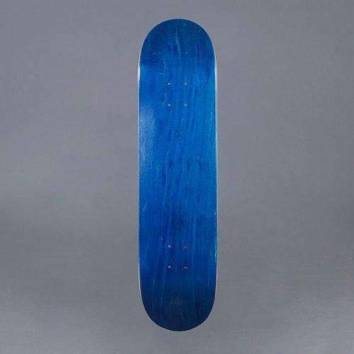 """MrBoard Skateboard Deck Blue 8.0"""""""