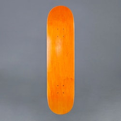 "MrBoard Skateboard Deck ORG 8.125"""