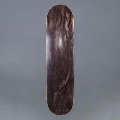 """MrBoard Skateboard Deck BLK 8.0"""""""
