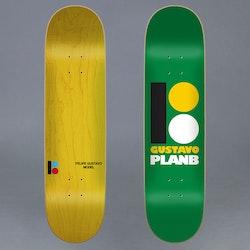 Plan B Original Gustavo 7.75 Skateboard Deck
