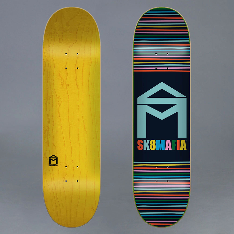Sk8mafia House Logo Yarn 7.75 Skateboard Deck