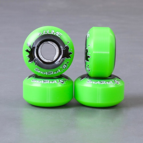ABEC 11 subLIME snotshot 54mm 99a skateboard hjul