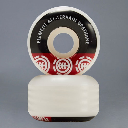 Element All Terrain 52mm 95A Skateboard Hjul