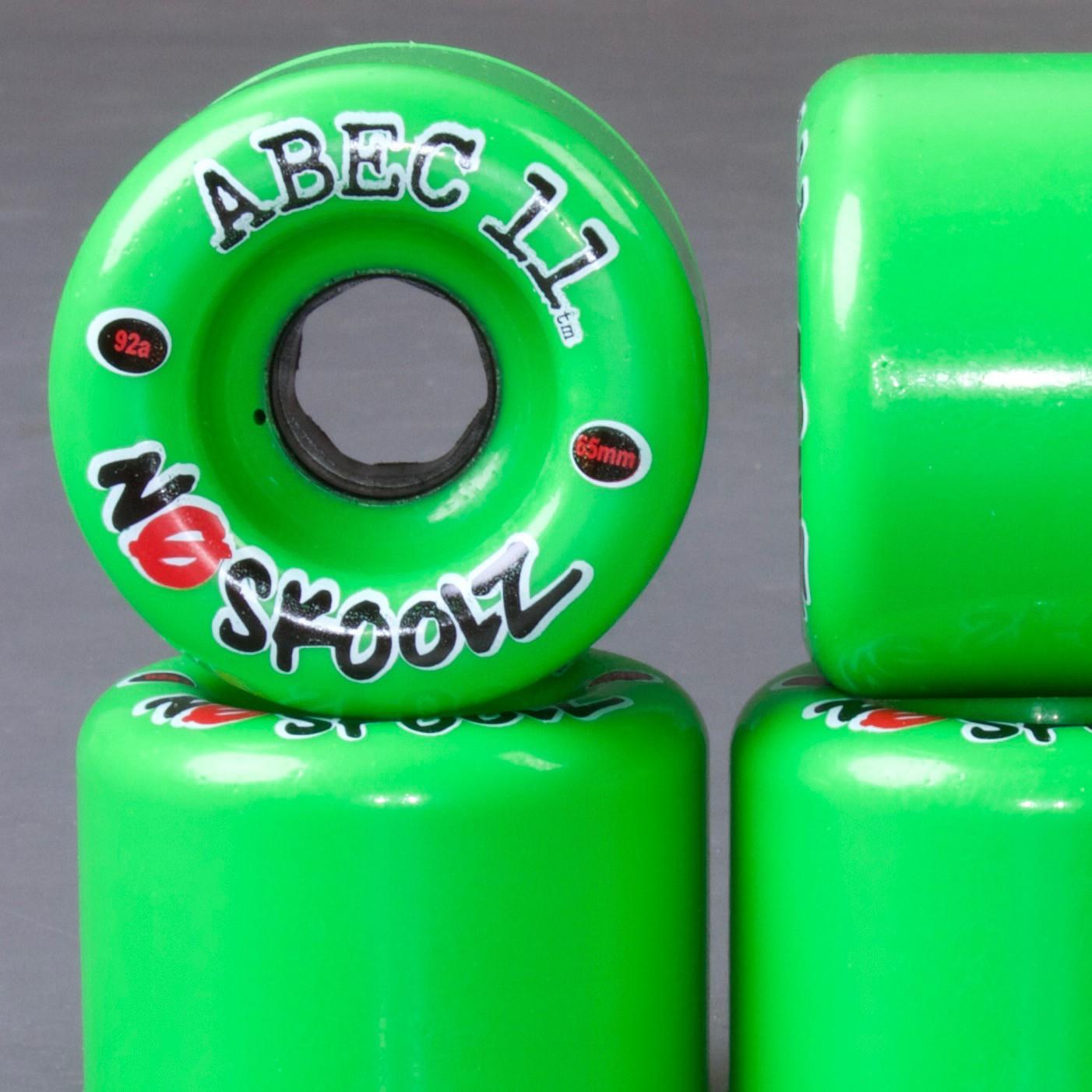 Abec 11 No Skoolz 65mm 92a