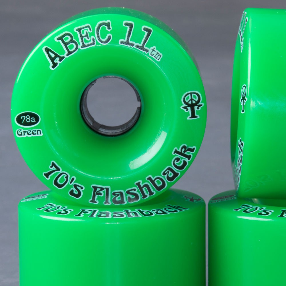 Abec 11 70's Flashback 70mm 84a Hjul