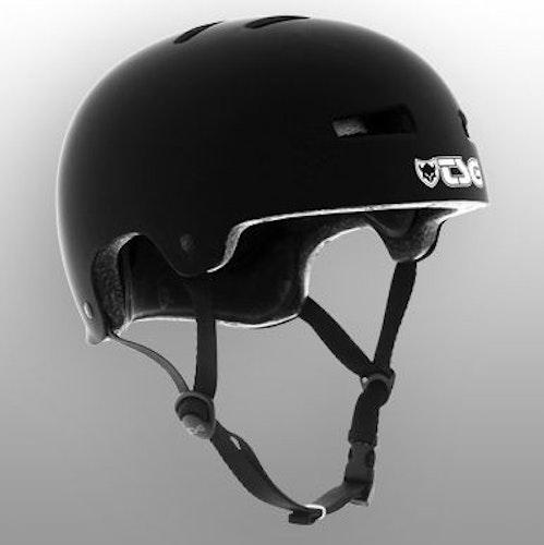 TSG skateboard hjälm Matt Black S/M 54-56cm
