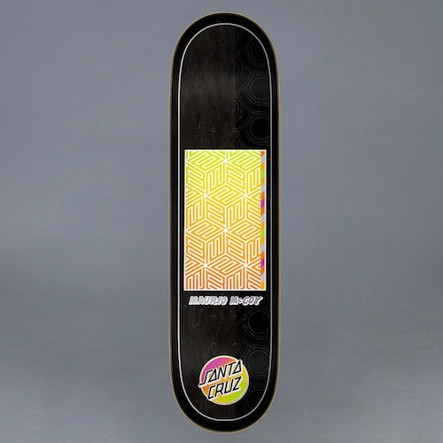 "Santa Cruz Pro McCoy Afterglow 8.25"" Skateboard Deck"